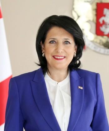 Salome Zourabichvili